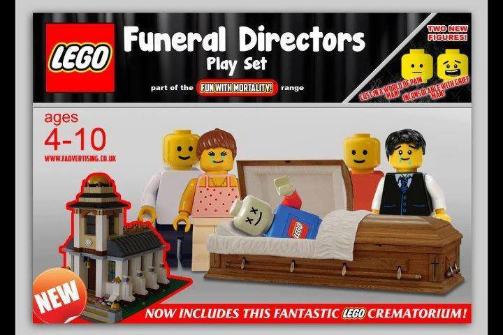 Funeral-lego