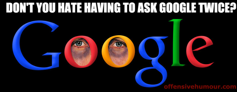 asking google twice