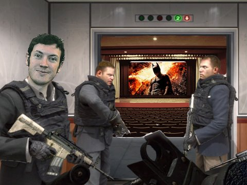 movie theater video game