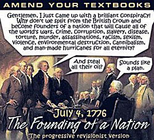 founding a nation revised