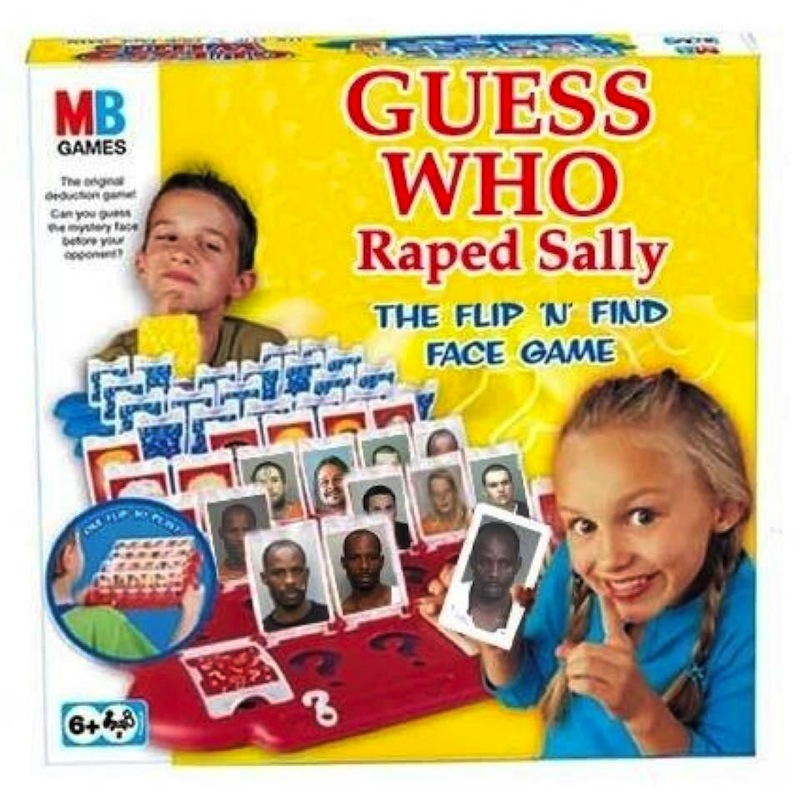 another classic guess who game