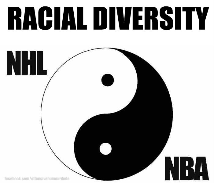 racial diversity in sports