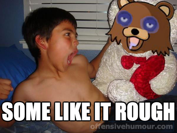 pedobear at it again