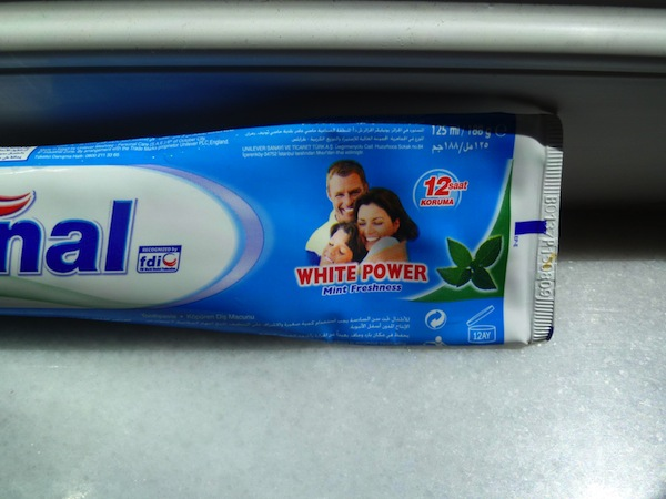 powerful toothpaste