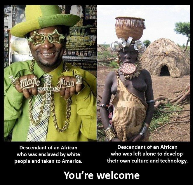 African descendants