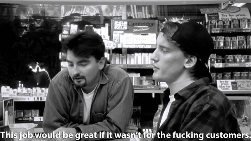 Quote from Clerks