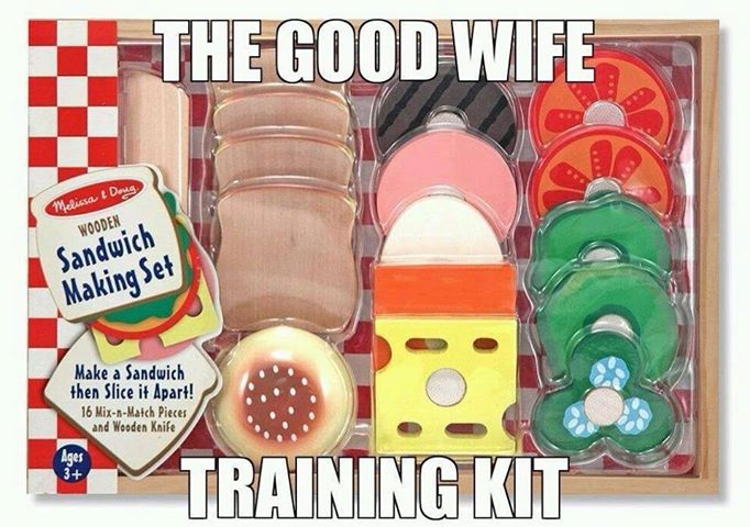 Wife training kit