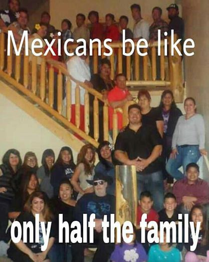Mexican families