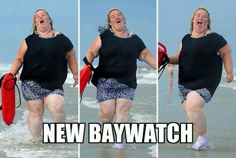 The new baywatch