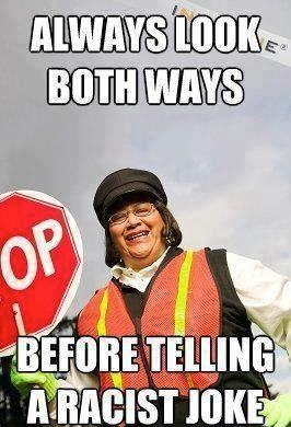 always look both ways