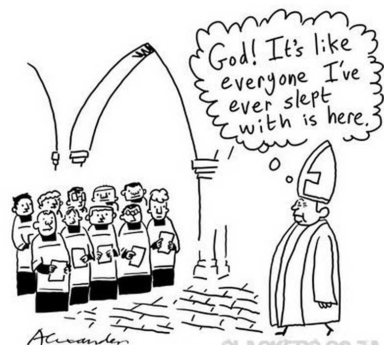 Another priest joke
