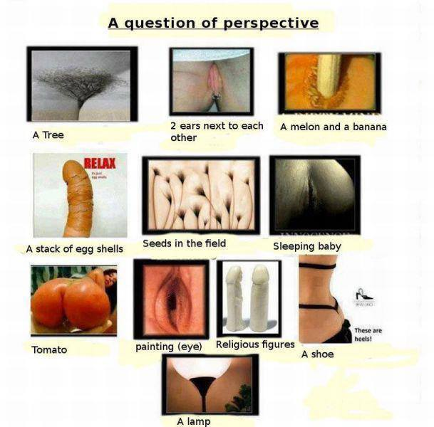 A question of perspective