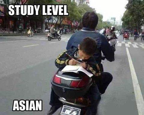 Anytime is a good time to study