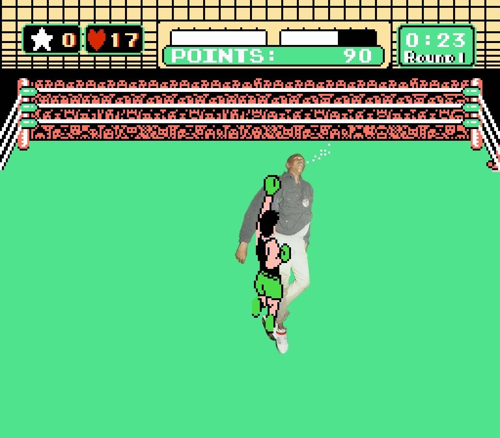 Zimmerman's Punch Out