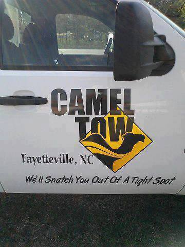 Funny towing company name