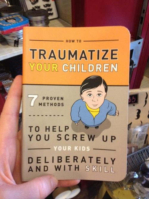 A how to on parenting with humor