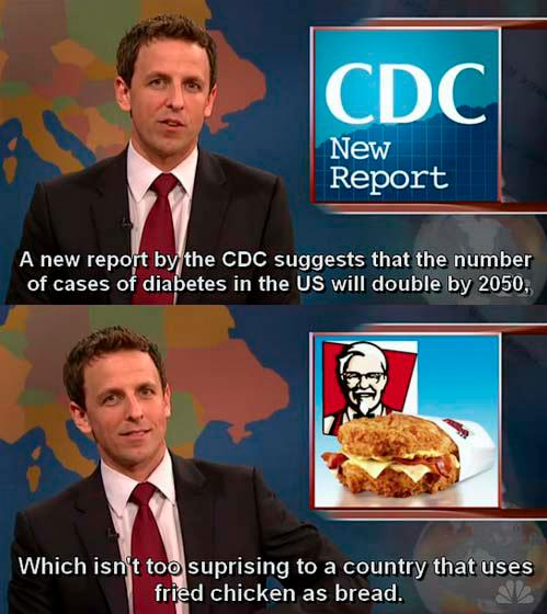 The new CDC report on diabetes
