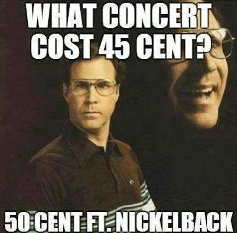 Concerts for 45 cents