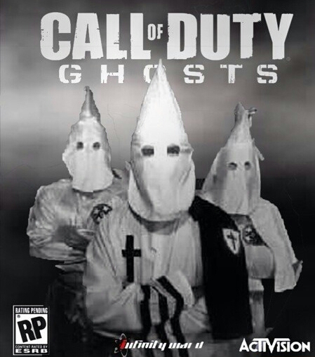 Rejected COD cover art
