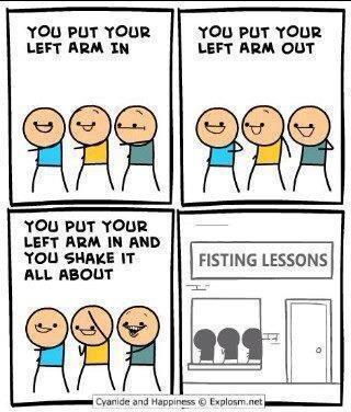 Cyanide and Happiness - Lessons