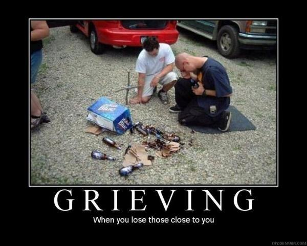 Grieving a loss