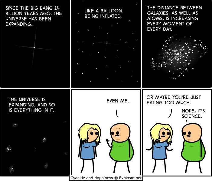 Cyanide and Happiness - Universal Expansion