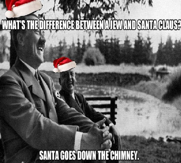 Difference between Santa and Jews