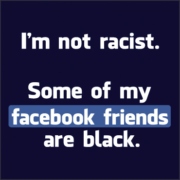 Some of my facebook friends are...