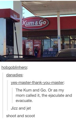 The Kum and Go