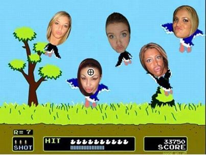 All new duck hunt
