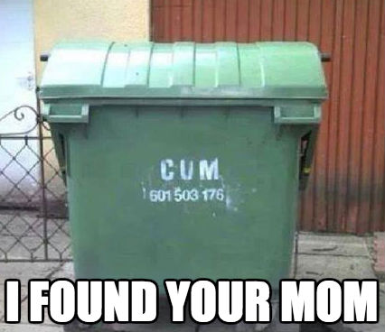 Your mother has been found