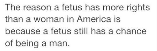 Fetus rights
