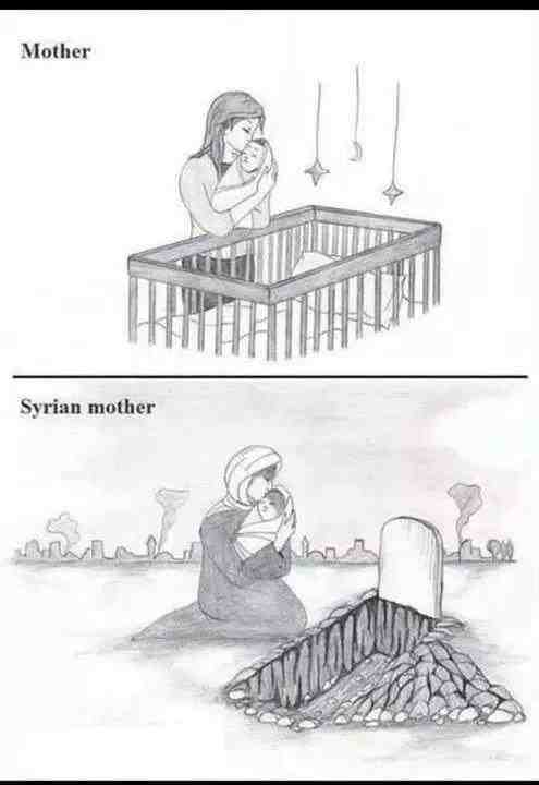 Syrian-Palestinian Moms