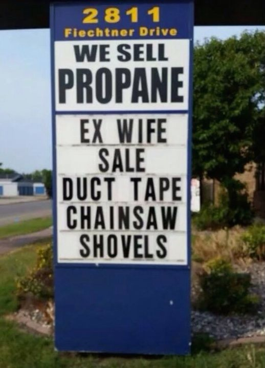 What to buy for your ex-wife